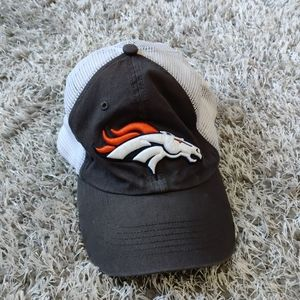 Women's Broncos Stretch Fit Hat